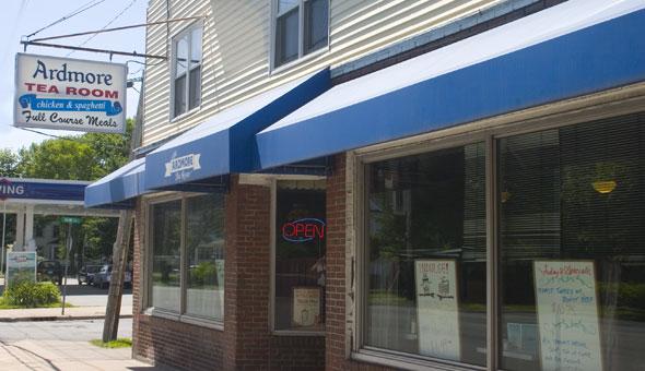 Ardmore Tea Room Quinpool Halifax Halifax Restaurants Com