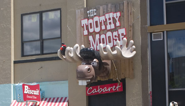 image of The Toothy Moose Cabaret